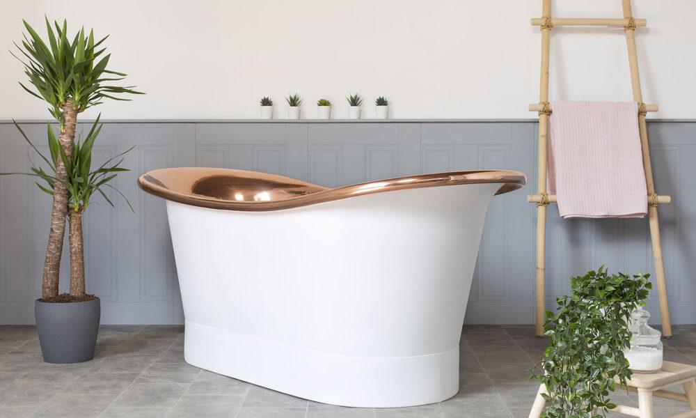 Bañeras de cobre